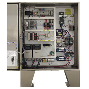 Custom Control Panels Precision Automation Systems